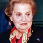 Бывшая Госсекретарь США Мадлен Олбрайт