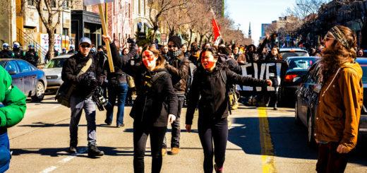 Выступления студентов в Монреале Канада 2015