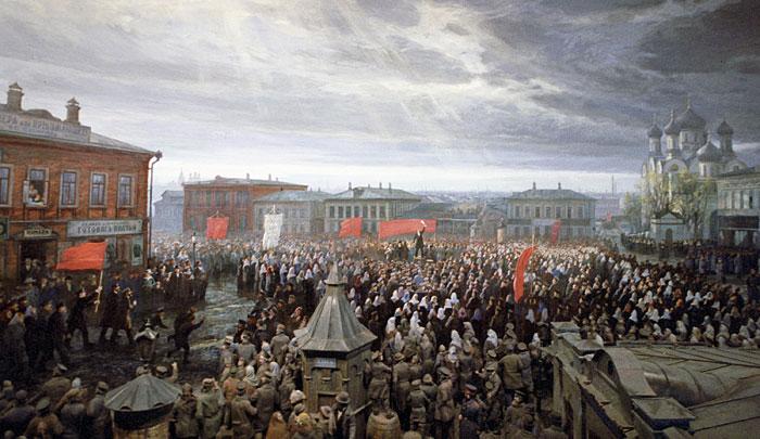 Ефим Дешалыт. Всеобщая стачка Иваново-вознесенских рабочих в мае 1905 года