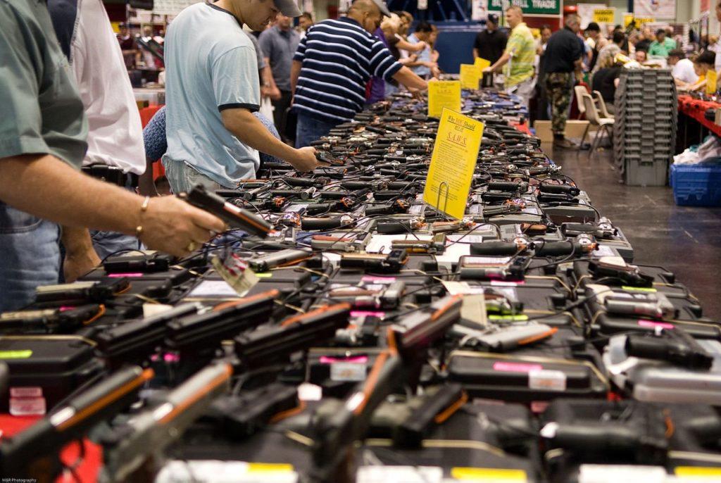Леворадикалы и легализация оружия