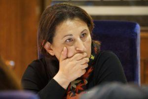 Худа Абуаркуб, директор ALLMEP