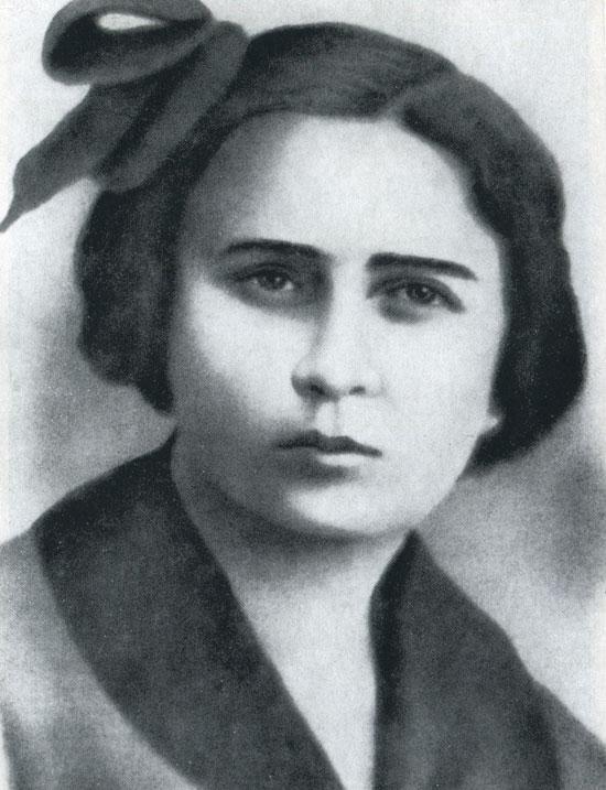 Зоя Рухадзе