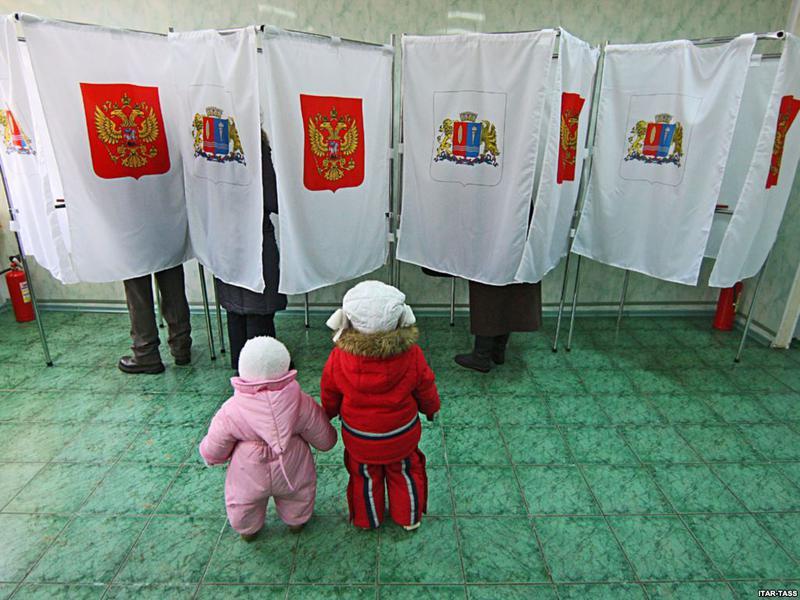 Политическая зрелость и выборы